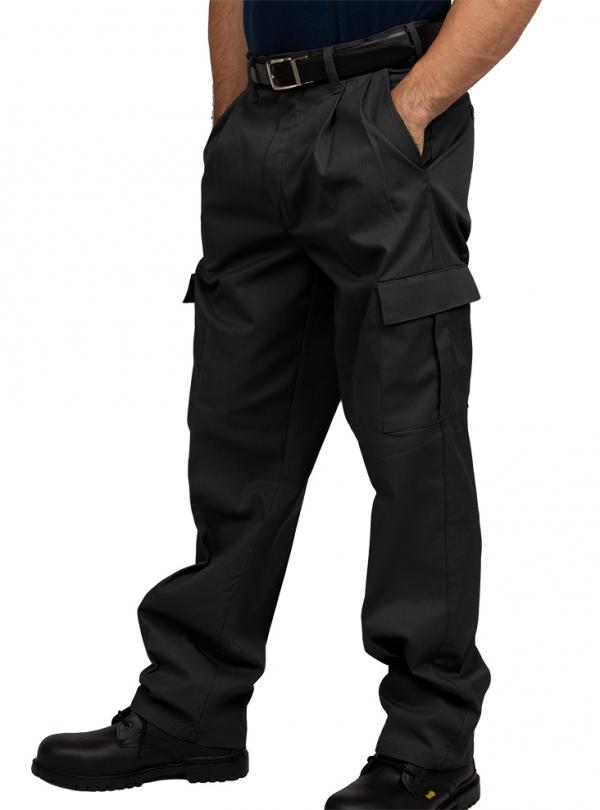 Pantalon Con Pinzas Tipo Comando 65 35 Precios Y Descuentos